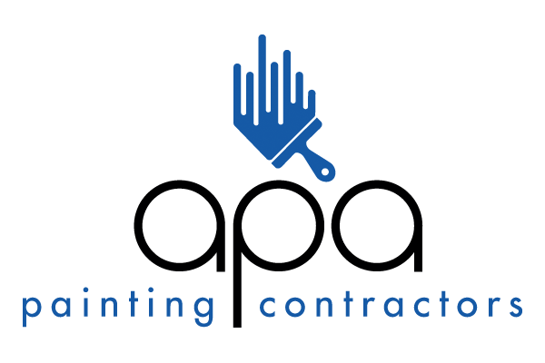 Logo Design for APA Painting Contractors