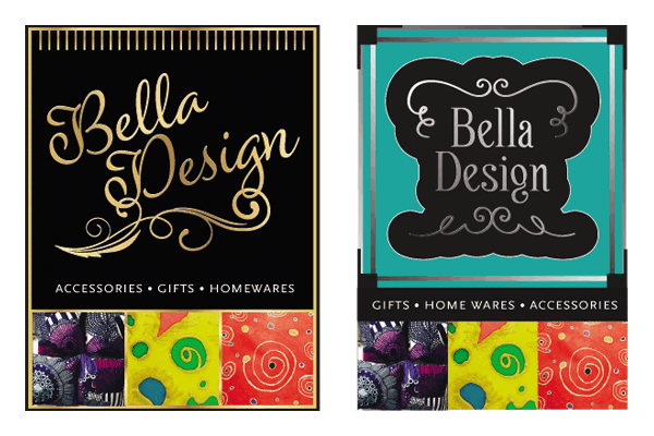 Logo Design for Bella Designs in Sydney